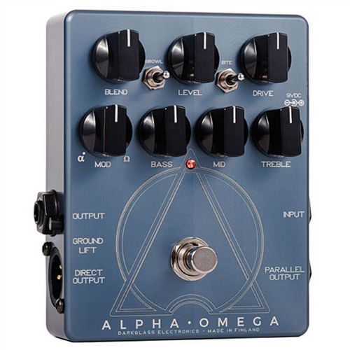 Darkglass Alpha Omega Bass Preamp